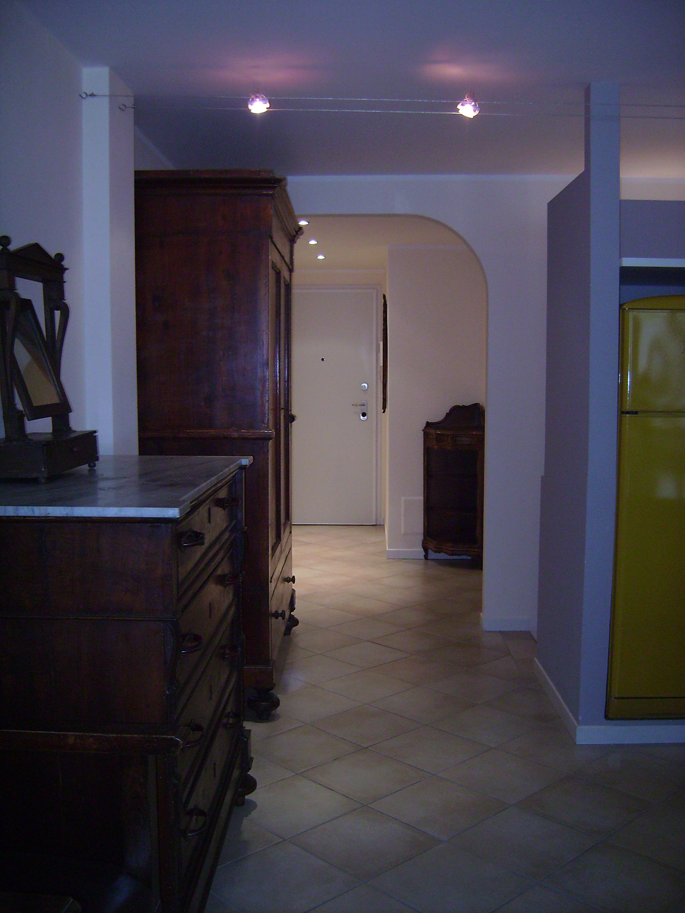 Monolocale con soppalco e garage studio agor for Garage con studio