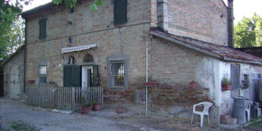 Casa tipica romagnola (Durazzanino Fo)
