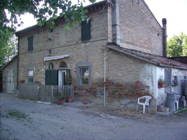 Casa tipica romagnola (Durazzanino Forlì)