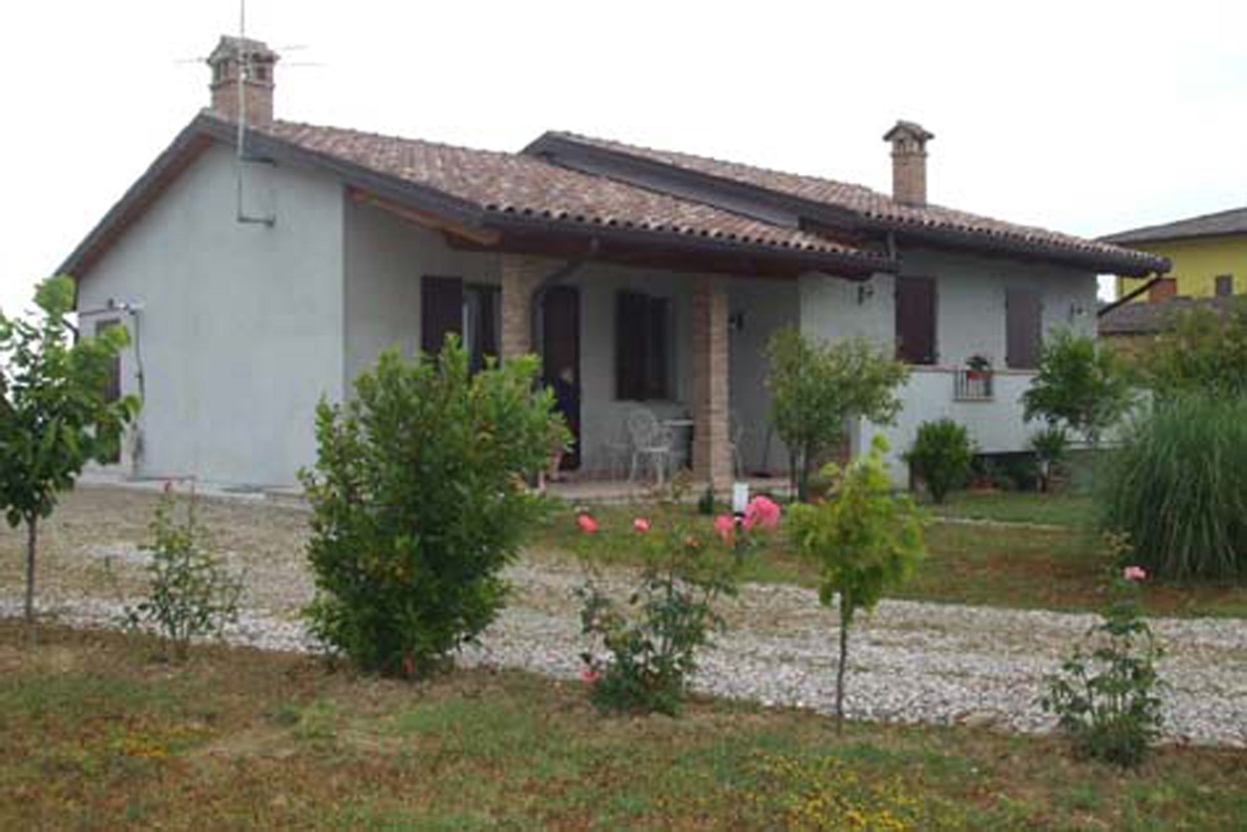 Villa con ampio giardino (Rocca delle Caminate)