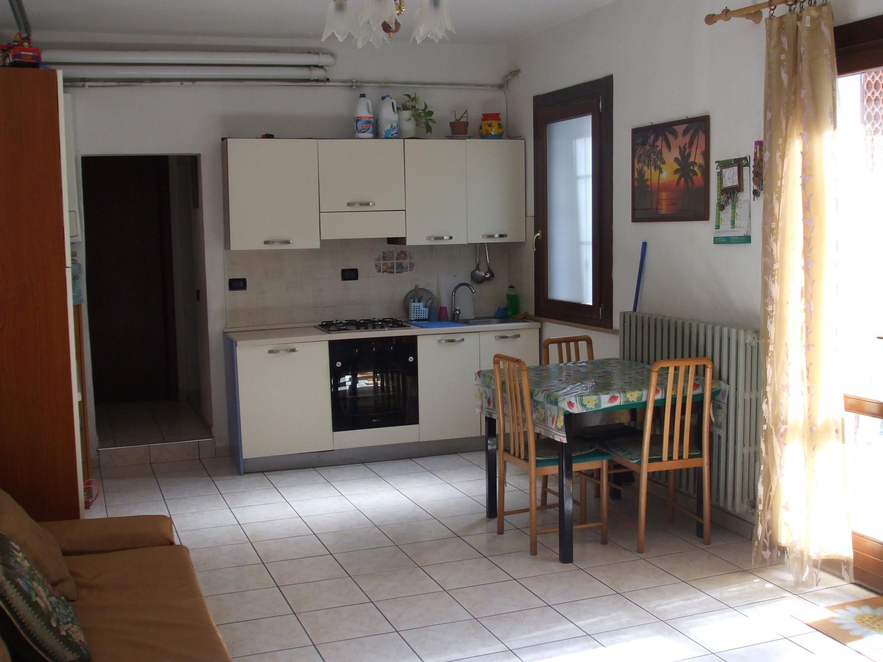 Casa abbinata con corte ed orto (Sant' Andrea – Forlimpopoli)
