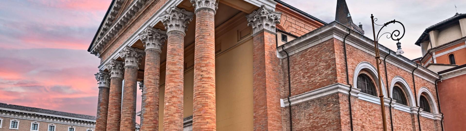 2. Forlì esterno chiesa cattolica